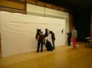 Turnerabend Vorbereitung 2009